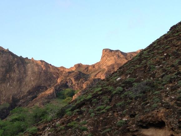 Punta Pitt, San Cristobal - tuff cone formations