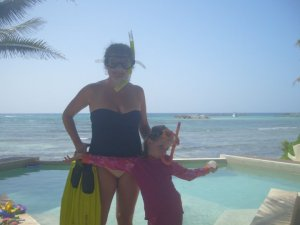 Mexico with Celeste