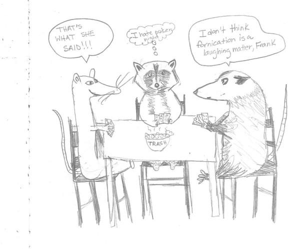 No One Likes a Puritan - Vermin Poker
